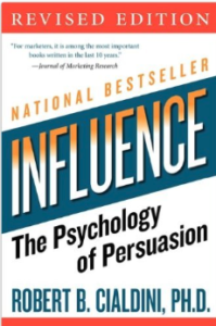 Robert Cialdini Influence The Psychology of Persuasion