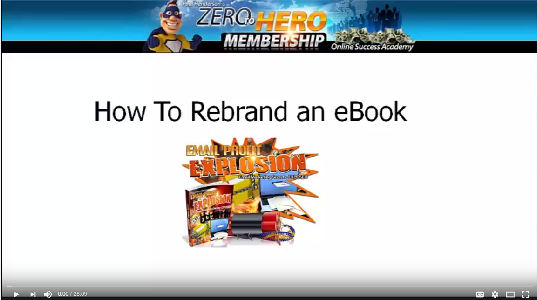 How To Rebrand PLR | PLR Rebranding Video