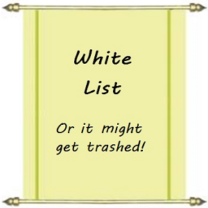 White Listing – It Makes Good Sense!