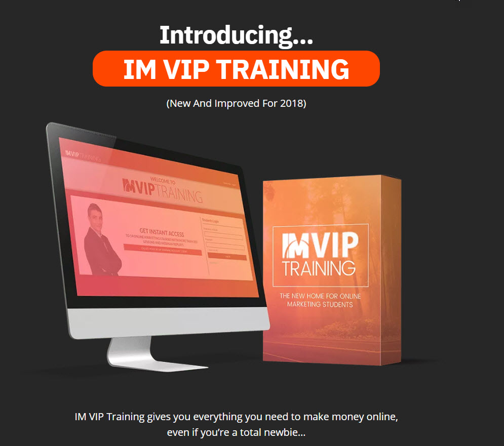 im vip training 1